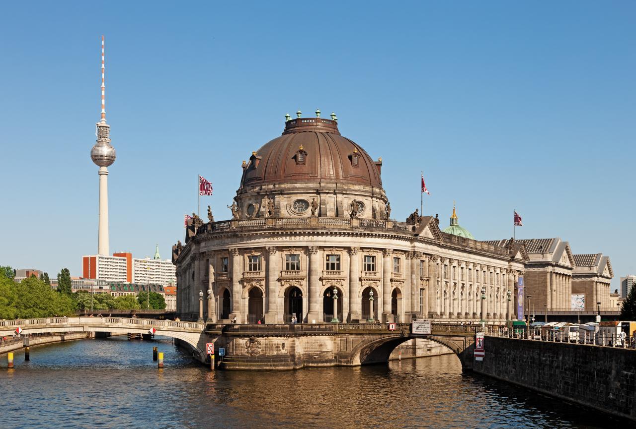 Unesco Welterbe Museumsinsel Berlin Deutsche Unesco Kommission