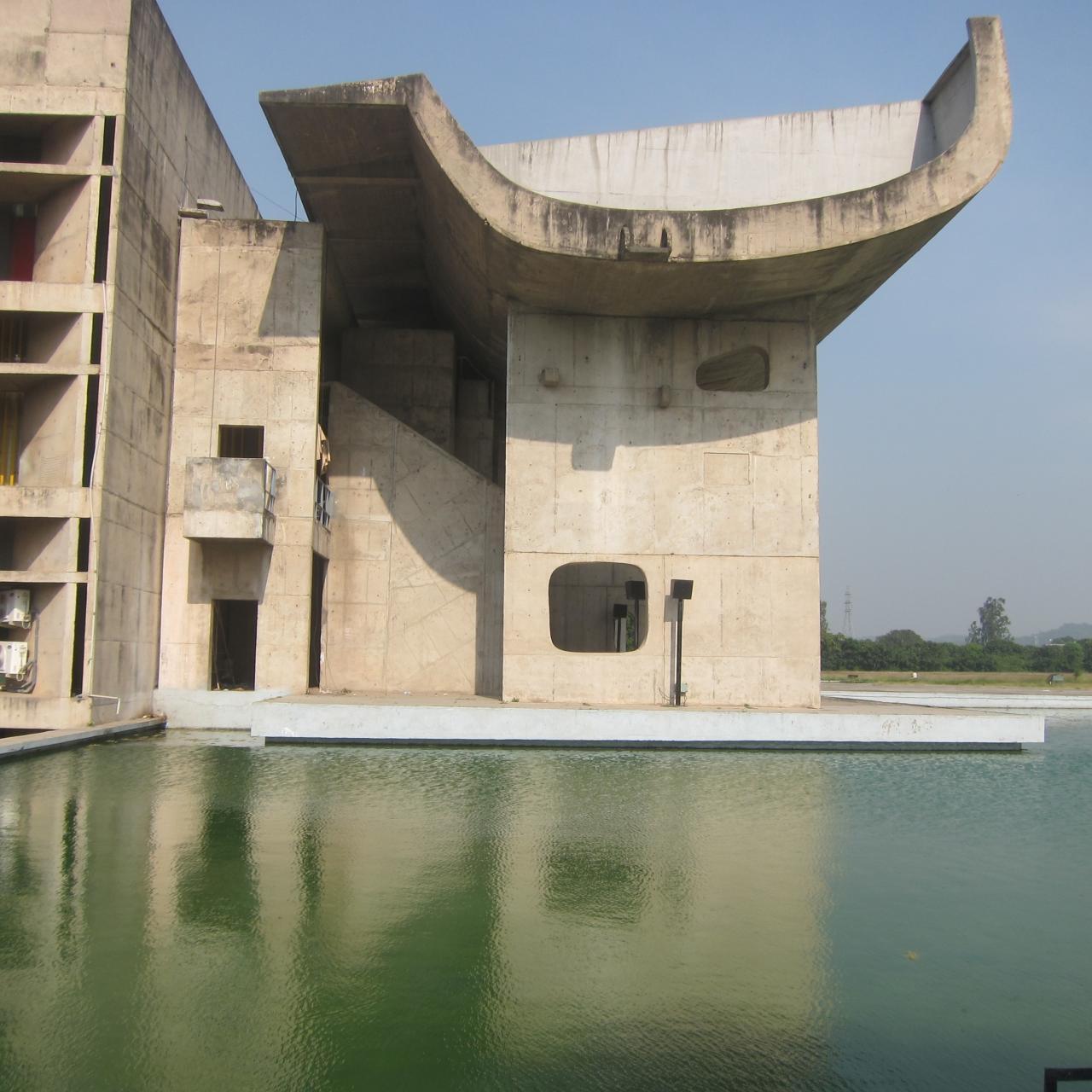 Le Corbusier Indien