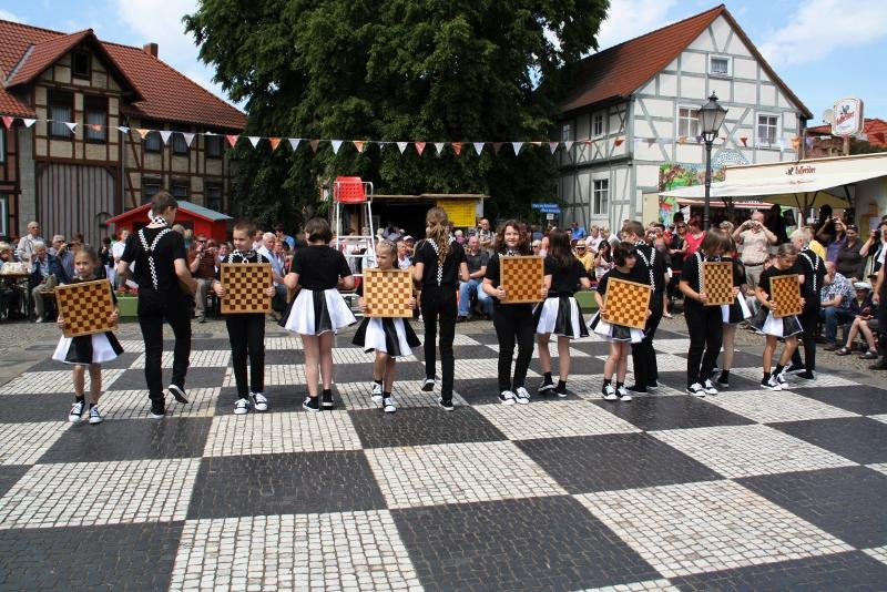 Schachtradition in Ströbeck