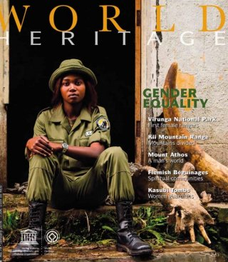 World Heritage Review - Gender Equality