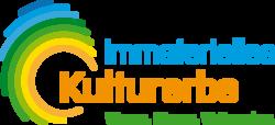 Logo des Bundesweiten Verzeichnisses des Immateriellen Kulturerbes