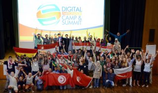 Digital Participation Camp am Schillergymnasium Münster