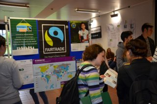 Fairtrade Infostand