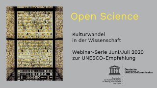 Open Science Webinar-Serie