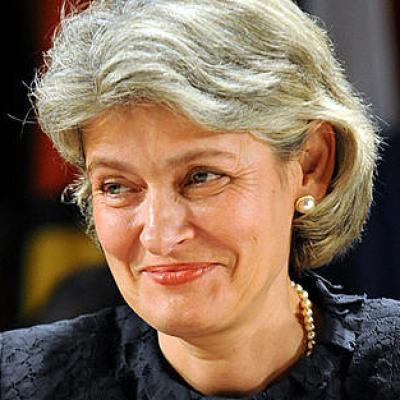 Irina Bokova, UNESCO Director-General